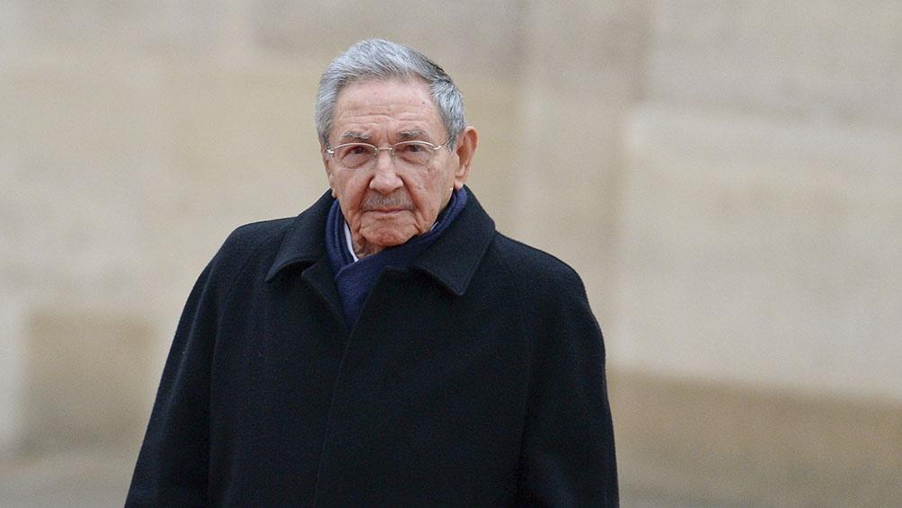 Asumió la dirección de Cuba entre el 2006 y el 2018, en medio de una difícil coyuntura.