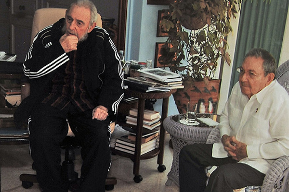 Raúl Castro inició junto a Fidel la lucha que culminó con el triunfo del 1 de enero de 1959.