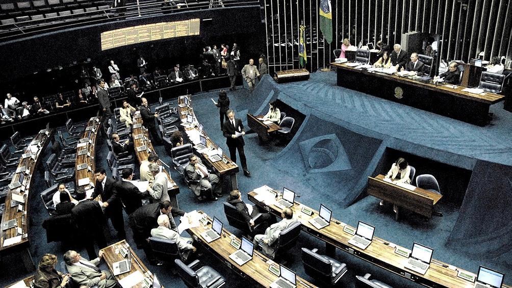 El Congreso brasileño aprobó la privatización de la compañía eléctrica Eletrobras.